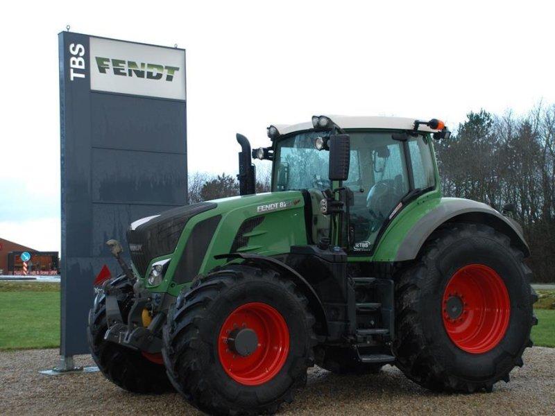 Traktor tip Fendt 828 Vario S4 Profi Plus, Gebrauchtmaschine in Grindsted (Poză 1)