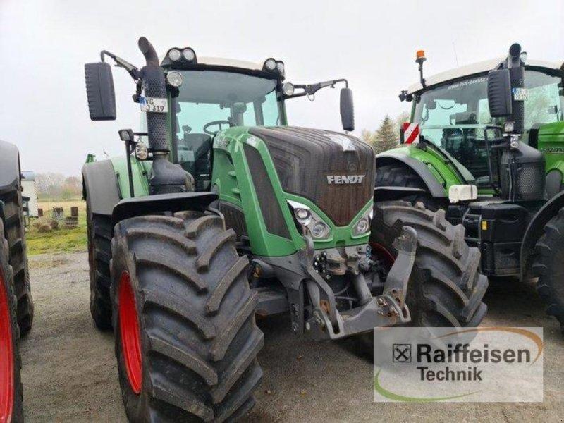Traktor des Typs Fendt 828 Vario S4 Profi Plus, Gebrauchtmaschine in Kruckow (Bild 1)