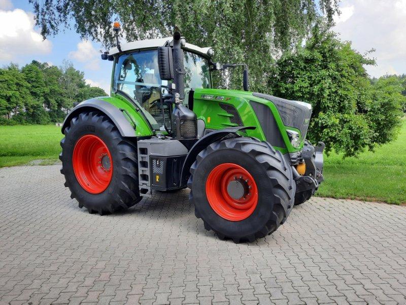 Traktor des Typs Fendt 828 Vario S4 Profi Plus, Gebrauchtmaschine in Tirschenreuth (Bild 1)