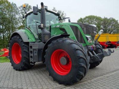 Neue und gebrauchte Fendt Traktoren und Landmaschinen bei technikboerse.com