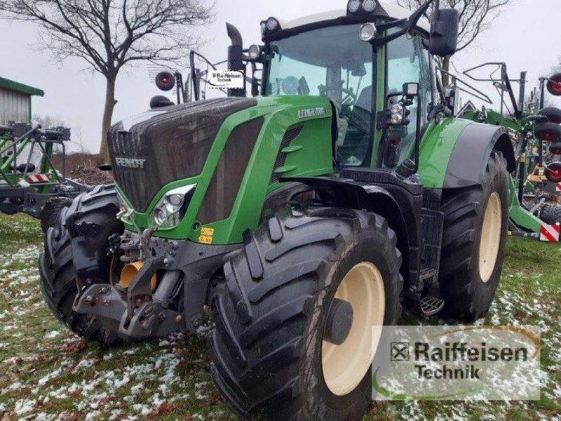 Traktor des Typs Fendt 828 Vario S4 ProfiPlus, Gebrauchtmaschine in Gnutz (Bild 1)