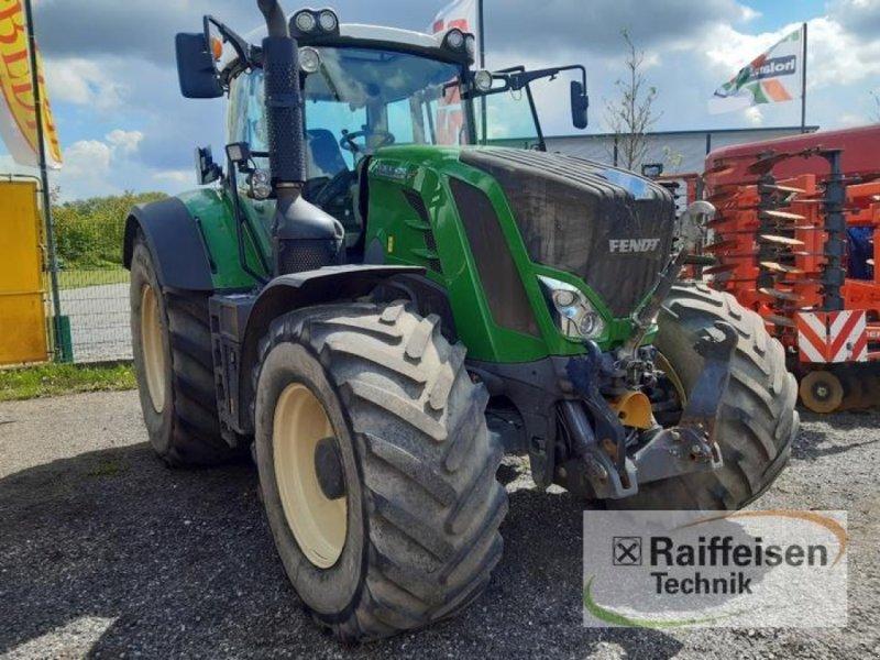 Traktor des Typs Fendt 828 Vario S4 ProfiPlus, Gebrauchtmaschine in Itzehoe (Bild 1)