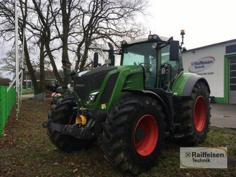Traktor des Typs Fendt 828 Vario S4 - T842 - 00, Gebrauchtmaschine in Bützow (Bild 1)