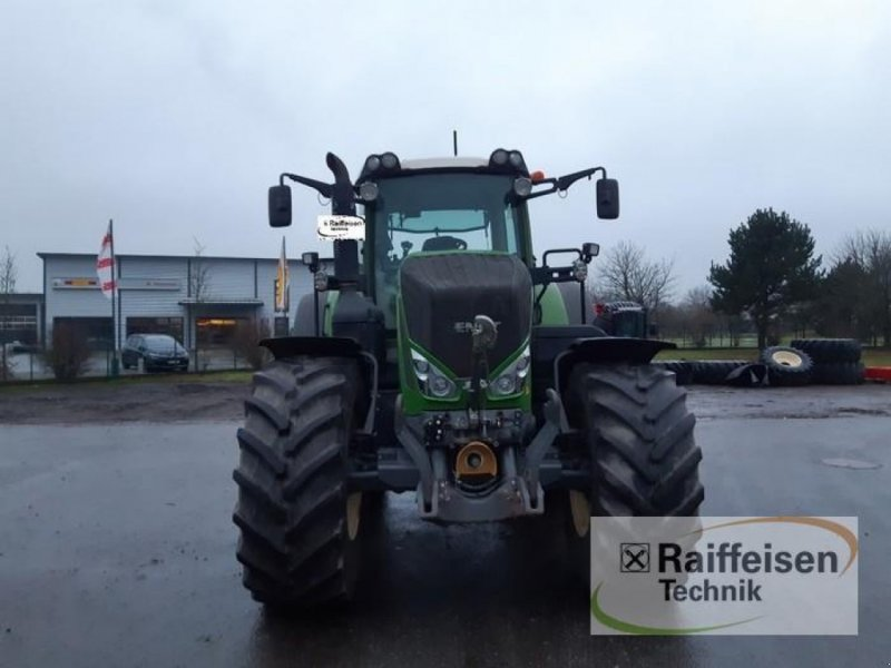 Traktor des Typs Fendt 828 Vario S4, Gebrauchtmaschine in Gnutz (Bild 2)