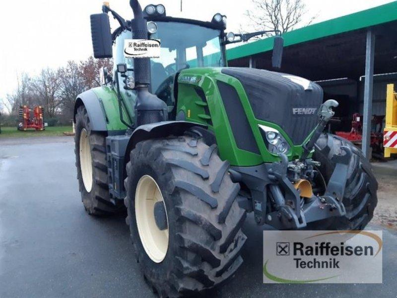 Traktor des Typs Fendt 828 Vario S4, Gebrauchtmaschine in Gnutz (Bild 3)