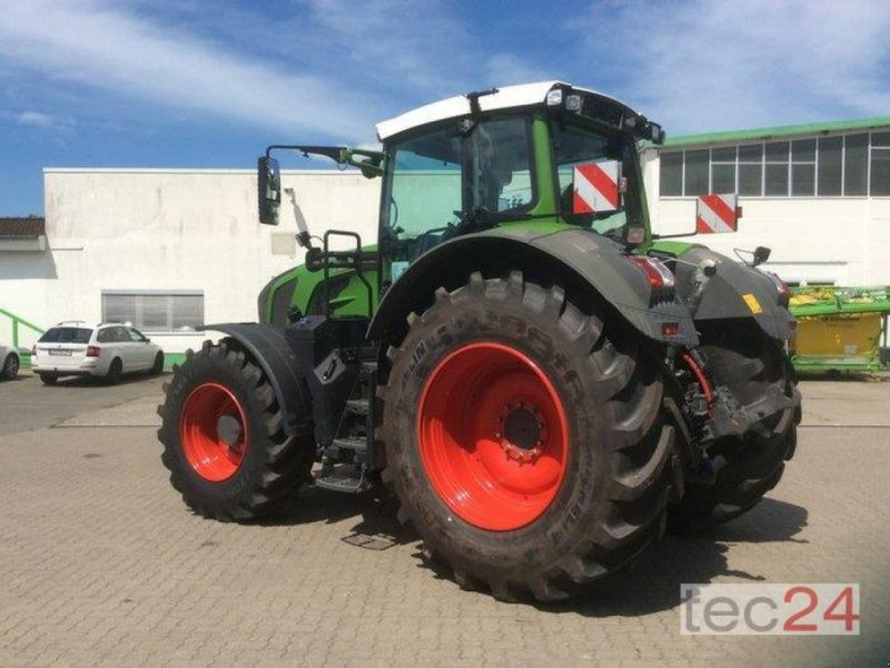 Traktor типа Fendt 828 Vario S4, Gebrauchtmaschine в Bützow (Фотография 5)