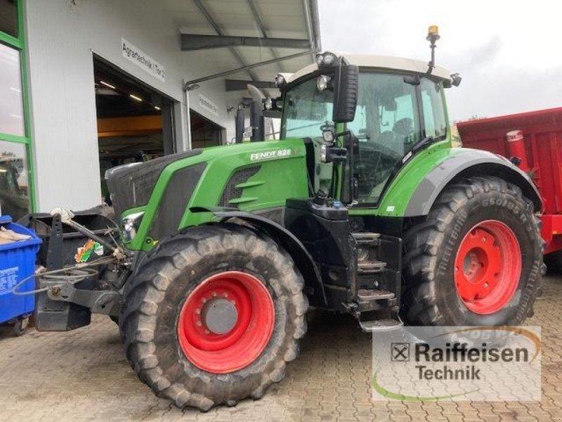 Traktor des Typs Fendt 828 Vario S4, Gebrauchtmaschine in Petersberg (Bild 1)
