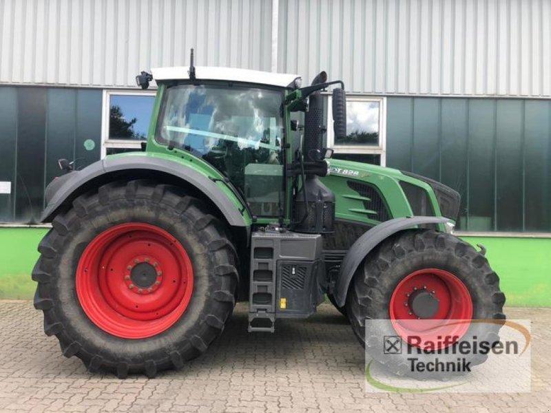 Traktor des Typs Fendt 828 Vario S4, Gebrauchtmaschine in Eckernförde (Bild 5)