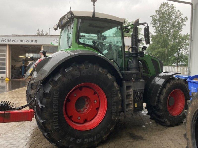 Traktor des Typs Fendt 828 Vario S4, Gebrauchtmaschine in Bebra (Bild 3)