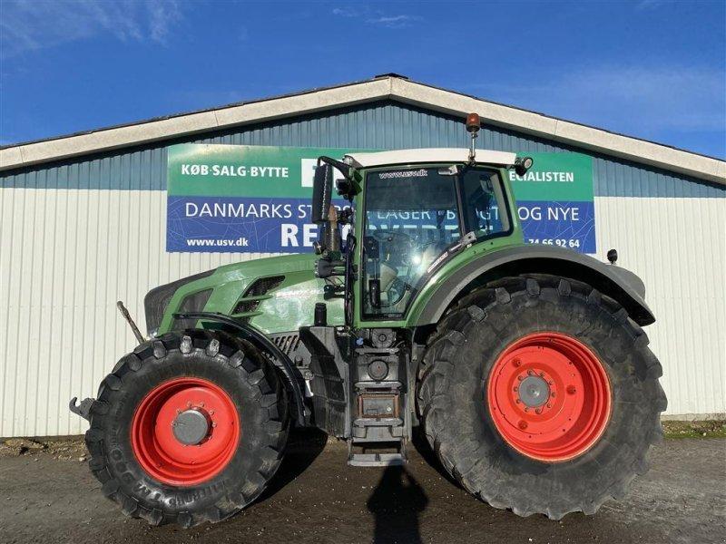 Traktor tip Fendt 828 Vario SCR Profi Plus  med F-PTO + Vendeudstyr, Gebrauchtmaschine in Rødekro (Poză 1)