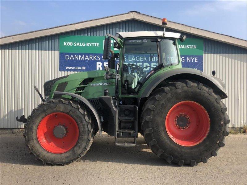 Traktor des Typs Fendt 828 Vario SCR Profi Plus  med F-PTO + Vendeudstyr, Gebrauchtmaschine in Rødekro (Bild 1)