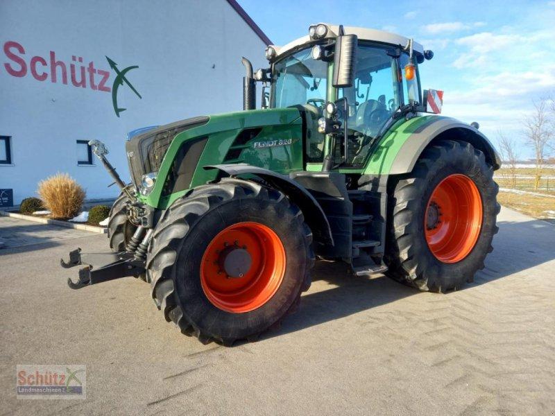 Traktor a típus Fendt 828 Vario SCR, Profi Plus, RTK Lenksystem, Gebrauchtmaschine ekkor: Schierling (Kép 1)
