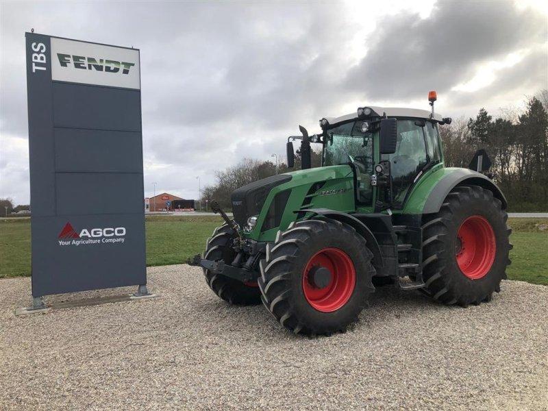 Traktor tip Fendt 828 Vario SCR Profi Plus, Gebrauchtmaschine in Grindsted (Poză 1)