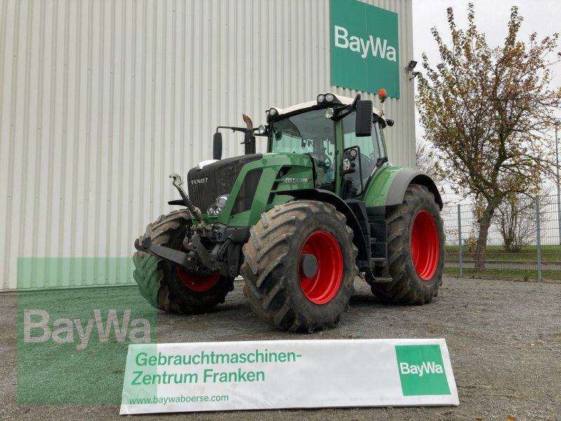 Traktor des Typs Fendt 828 Vario SCR Profi Plus, Gebrauchtmaschine in Giebelstadt (Bild 1)