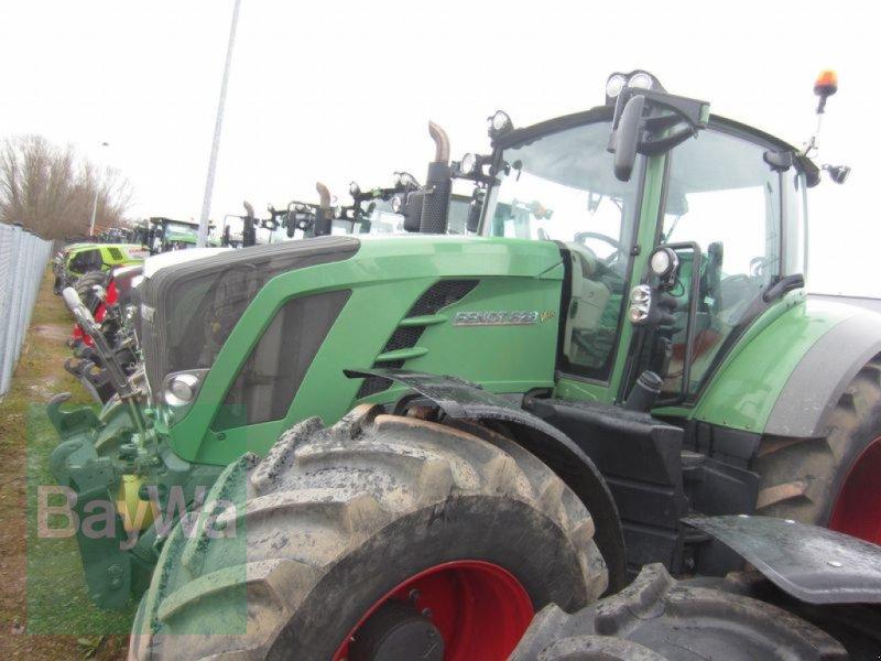 Traktor des Typs Fendt 828 VARIO SCR PROFI PLUS, Gebrauchtmaschine in Großweitzschen  (Bild 1)