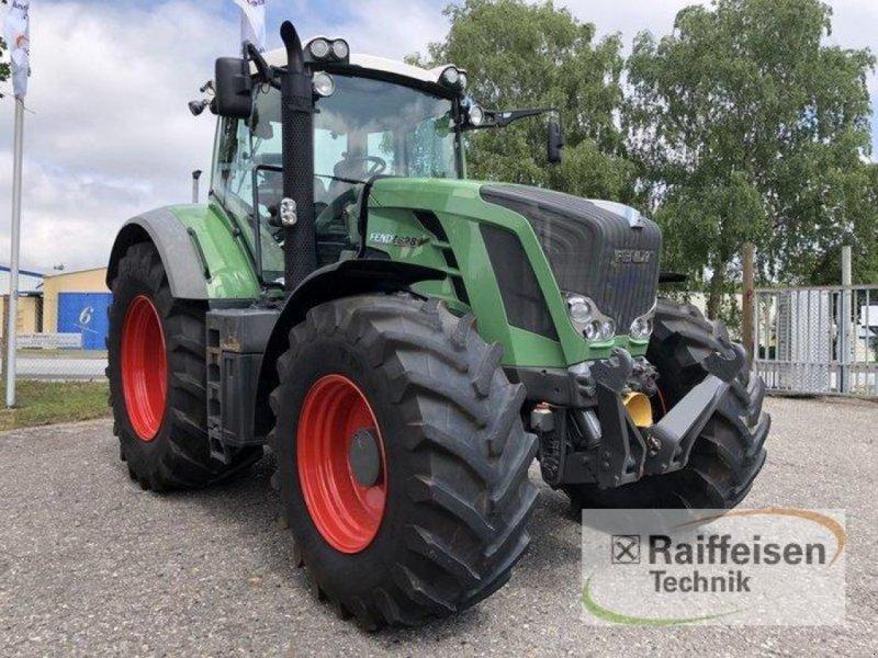 Traktor des Typs Fendt 828 Vario SCR Profi Plus, Gebrauchtmaschine in Bad Oldesloe (Bild 4)