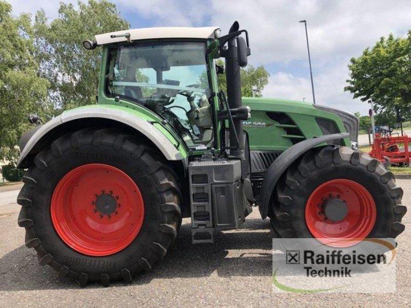 Traktor des Typs Fendt 828 Vario SCR Profi Plus, Gebrauchtmaschine in Bad Oldesloe (Bild 10)