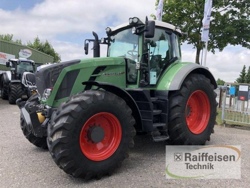 Traktor des Typs Fendt 828 Vario SCR Profi Plus, Gebrauchtmaschine in Bad Oldesloe (Bild 1)
