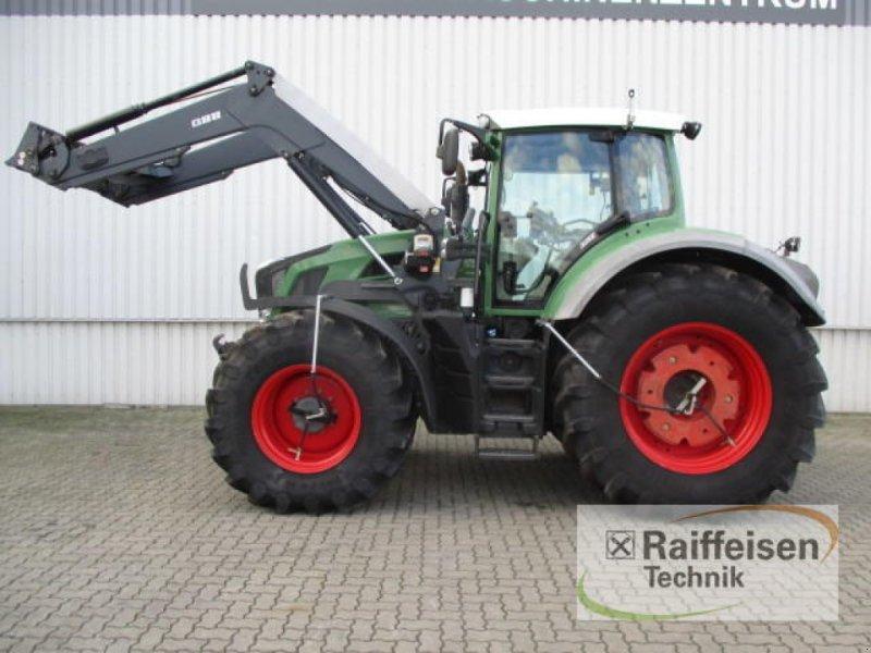 Traktor des Typs Fendt 828 Vario SCR Profi, Gebrauchtmaschine in Holle (Bild 1)