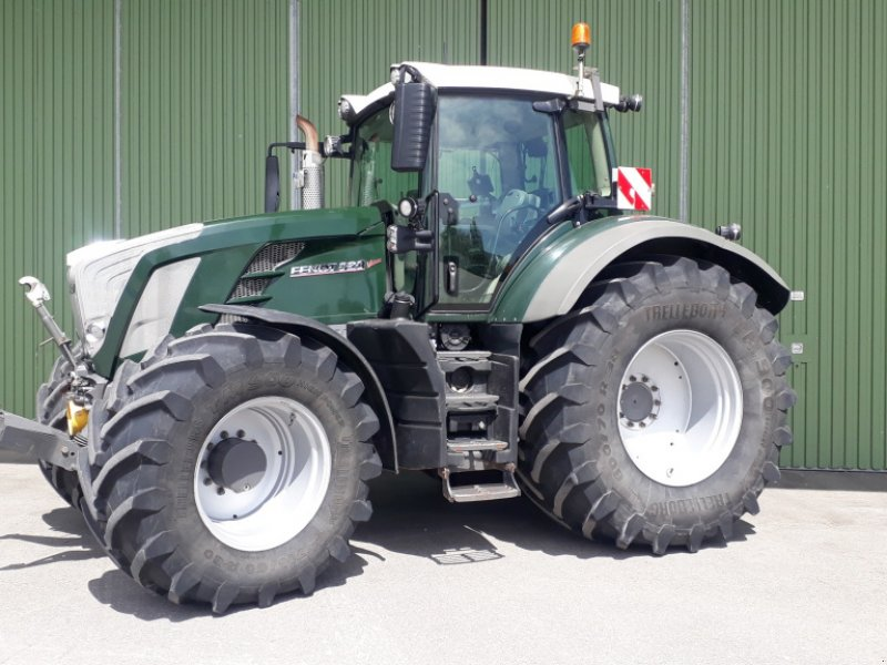 Traktor des Typs Fendt 828 Vario SCR - ProfiPlus, Gebrauchtmaschine in Gersthofen (Bild 1)