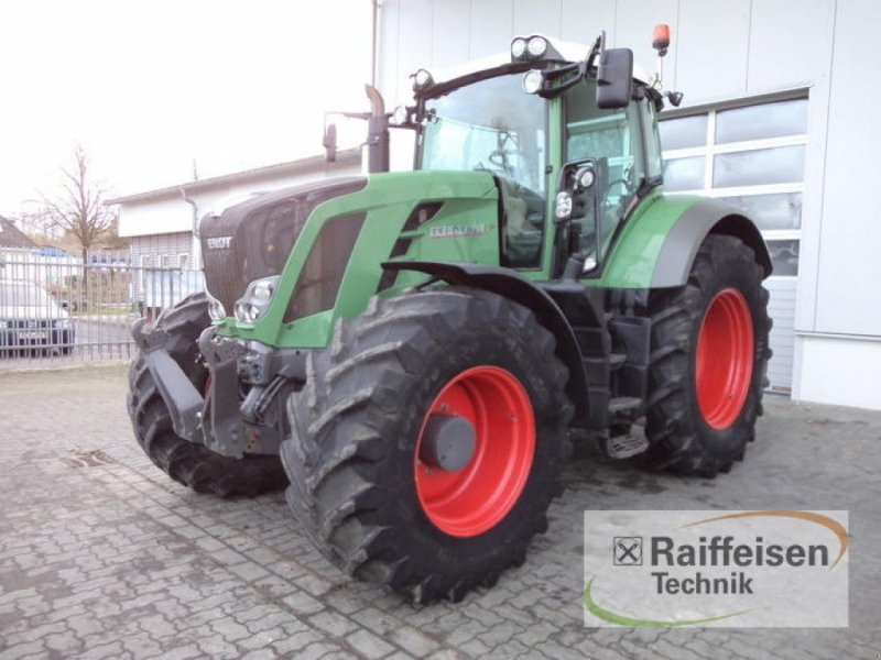 Traktor des Typs Fendt 828 Vario SCR, Gebrauchtmaschine in Preetz (Bild 1)