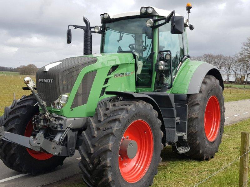 Traktor des Typs Fendt 828 Vario SCR, Gebrauchtmaschine in Wippingen (Bild 1)