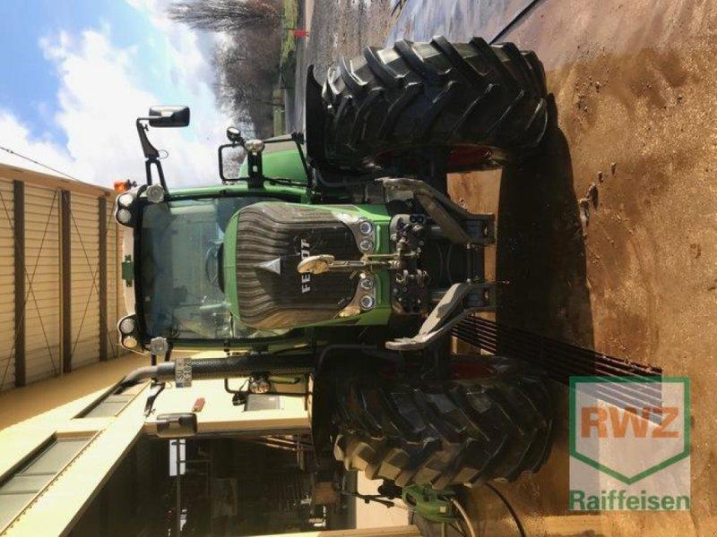 Traktor des Typs Fendt 828 Vario, Gebrauchtmaschine in Flammersfeld (Bild 3)