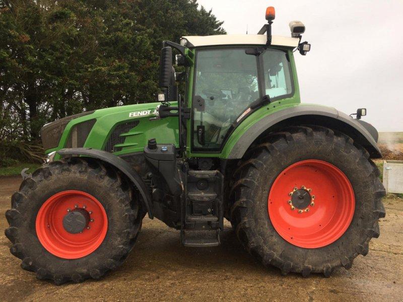 Traktor tip Fendt 828 Vario, Gebrauchtmaschine in Grantham (Poză 1)