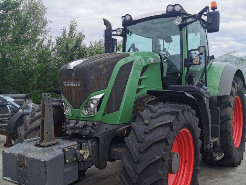 Traktor tip Fendt 828 Vario, Gebrauchtmaschine in Orţişoara (Poză 3)