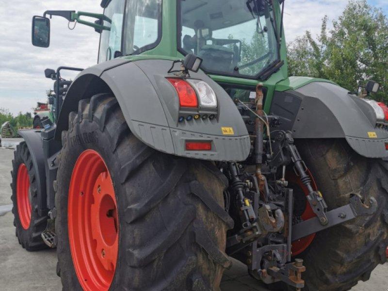 Traktor tip Fendt 828 Vario, Gebrauchtmaschine in Orţişoara (Poză 4)