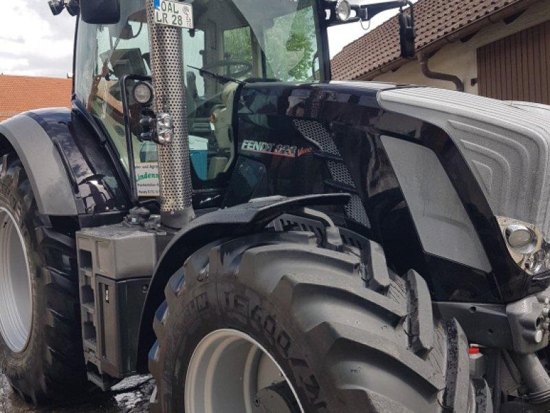 Traktor типа Fendt 828 Vario, Gebrauchtmaschine в Frankenhofen (Фотография 1)