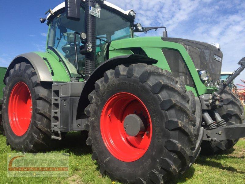 Traktor des Typs Fendt 828, Gebrauchtmaschine in Salzkotten (Bild 1)