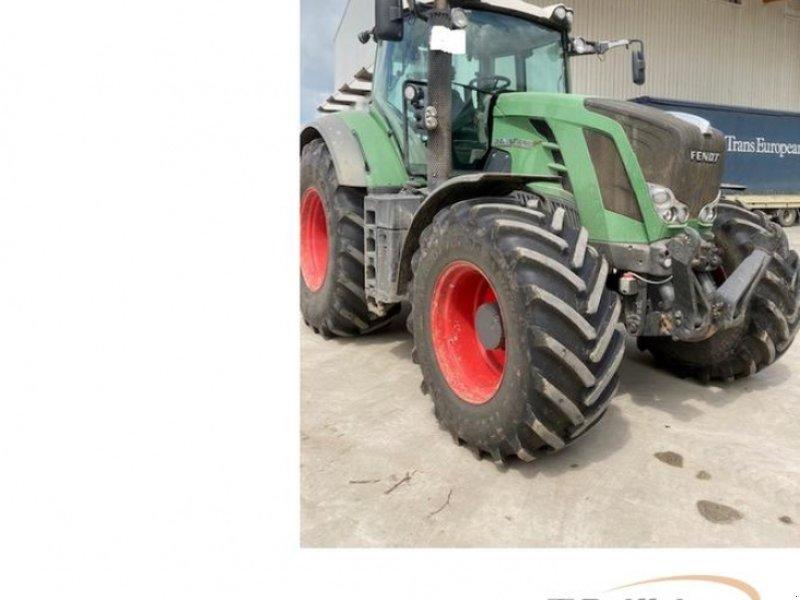 Traktor des Typs Fendt 828, Gebrauchtmaschine in Lohe-Rickelshof (Bild 1)