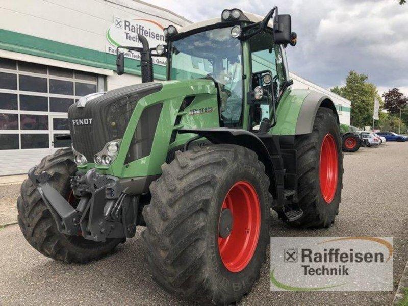 Traktor des Typs Fendt 828, Gebrauchtmaschine in Bad Oldesloe (Bild 5)