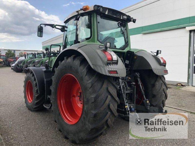 Traktor des Typs Fendt 828, Gebrauchtmaschine in Bad Oldesloe (Bild 4)