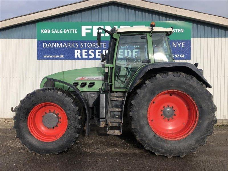 Traktor типа Fendt 916 Vario med F-PTO, Gebrauchtmaschine в Rødekro (Фотография 1)