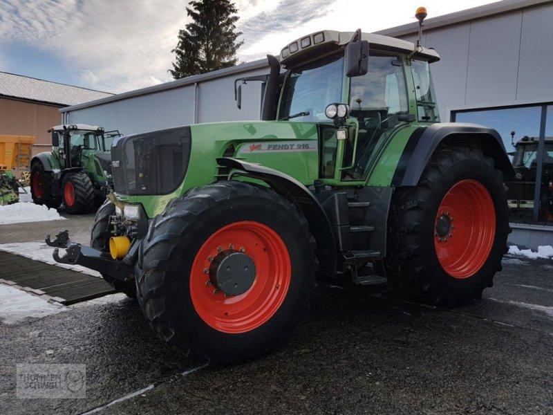 Traktor типа Fendt 916 Vario TMS, Gebrauchtmaschine в Crombach/St.Vith (Фотография 1)