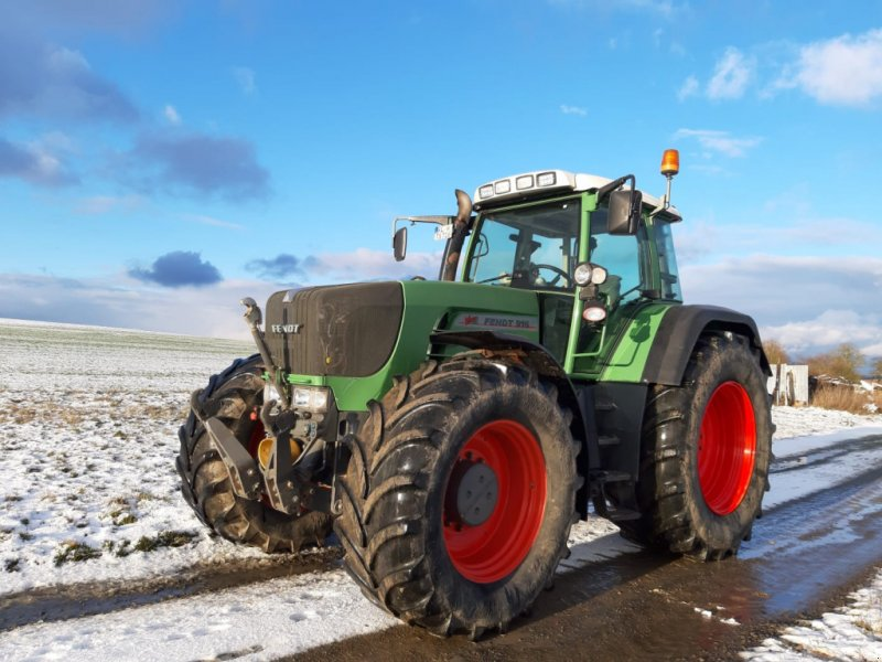 Traktor типа Fendt 916 Vario TMS, Gebrauchtmaschine в Niederkirchen (Фотография 1)