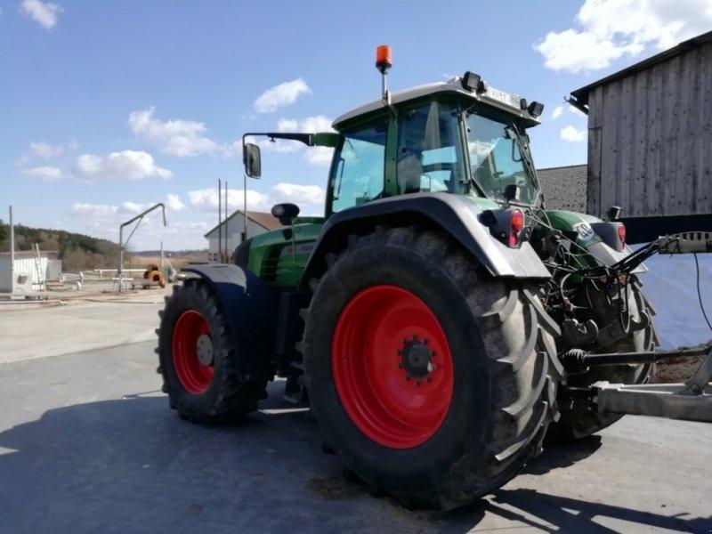Traktor des Typs Fendt 916 Vario TMS, Gebrauchtmaschine in Eggenfelden (Bild 3)