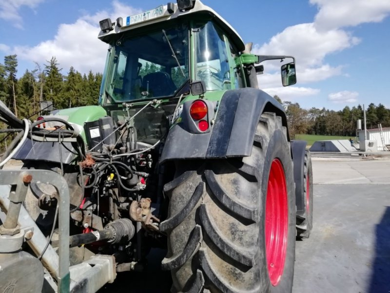 Traktor des Typs Fendt 916 Vario TMS, Gebrauchtmaschine in Eggenfelden (Bild 4)