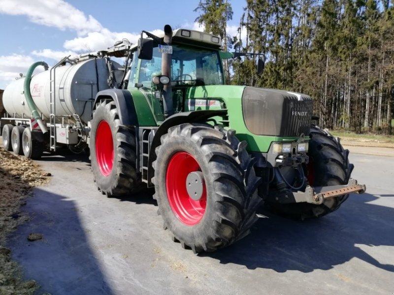 Traktor des Typs Fendt 916 Vario TMS, Gebrauchtmaschine in Eggenfelden (Bild 1)