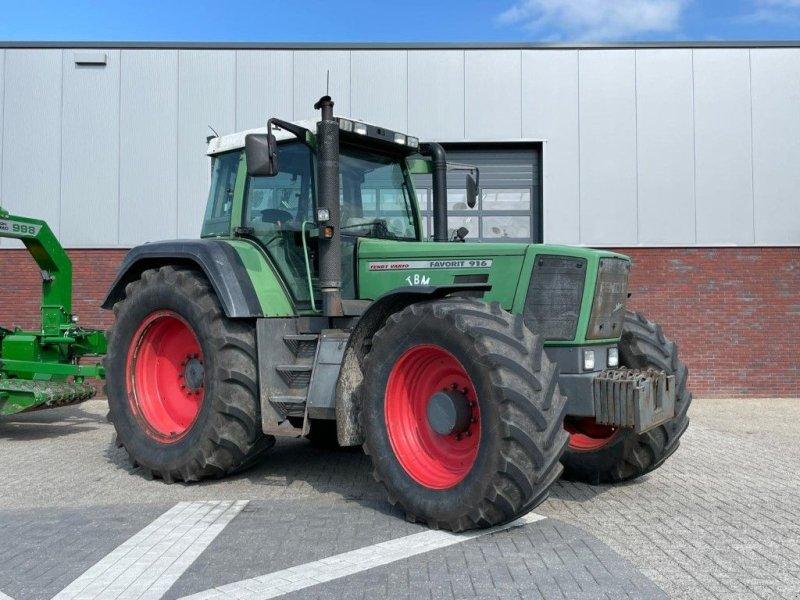 Traktor des Typs Fendt 916 vario, Gebrauchtmaschine in BENNEKOM (Bild 1)