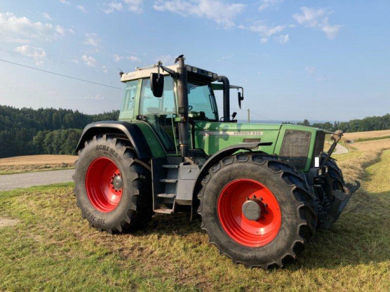 Traktor des Typs Fendt 920 Vario RÜFA, Gebrauchtmaschine in Winhöring (Bild 1)