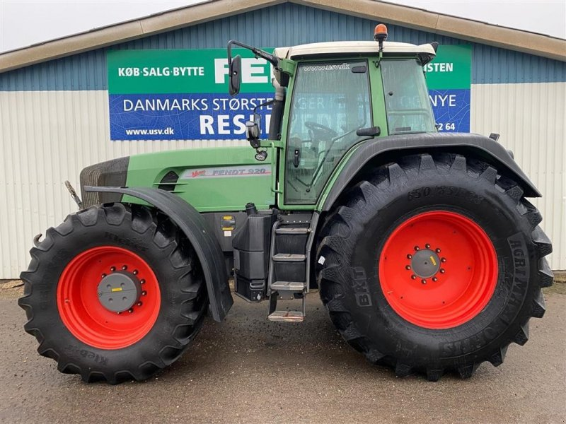 Traktor типа Fendt 920 Vario TMS, Gebrauchtmaschine в Rødekro (Фотография 1)