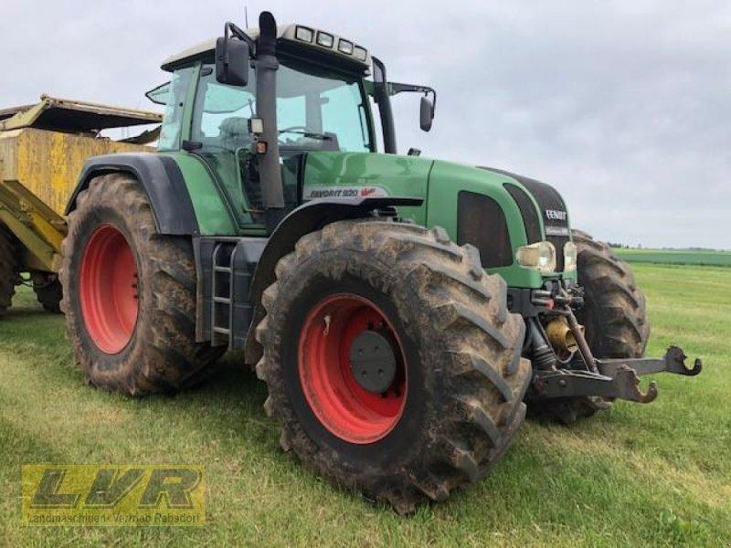Traktor des Typs Fendt 920, Gebrauchtmaschine in Steinau-Rebsdorf (Bild 5)
