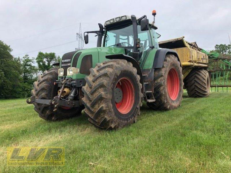 Traktor des Typs Fendt 920, Gebrauchtmaschine in Steinau-Rebsdorf (Bild 1)