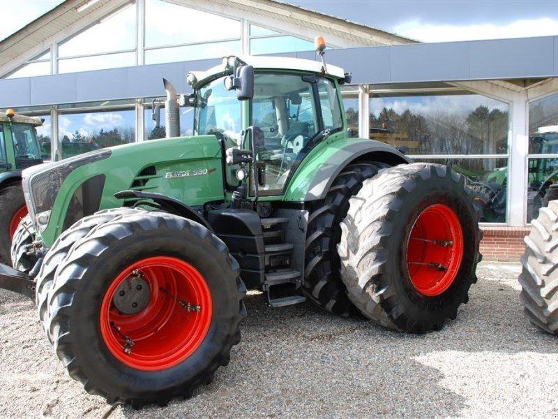 Traktor des Typs Fendt 922 Profi. Velholdt Med GPS, Gebrauchtmaschine in Grindsted (Bild 1)