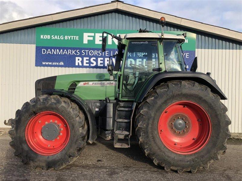 Traktor типа Fendt 924 Vario TMS, Gebrauchtmaschine в Rødekro (Фотография 1)