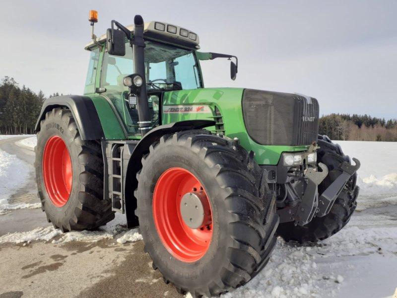 Traktor des Typs Fendt 924 VARIO TMS, Gebrauchtmaschine in Dirlewang (Bild 1)