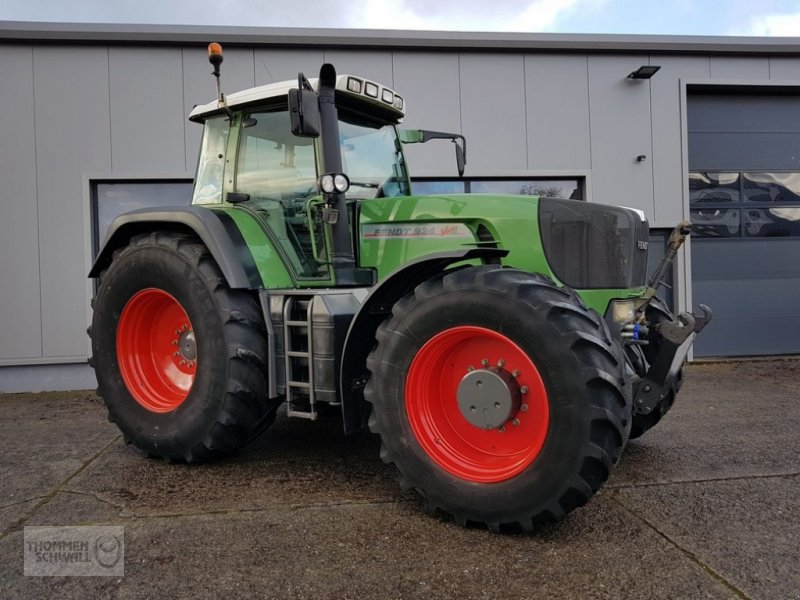 Traktor типа Fendt 924 VARIO TMS, Gebrauchtmaschine в Crombach/St.Vith (Фотография 1)
